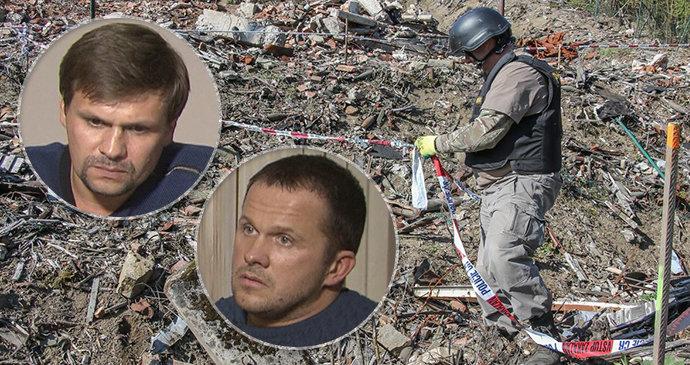 Ruští agenti ve Vrběticích: Co je jednotka 29155? Roky schovaní odborníci na vytváření chaosu