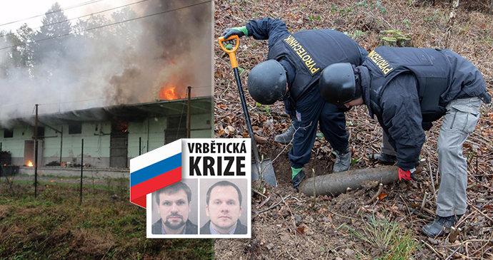 Sněmovna o Vrběticích: Rusové a Babiš to schytali od opozice, BIS má podporu
