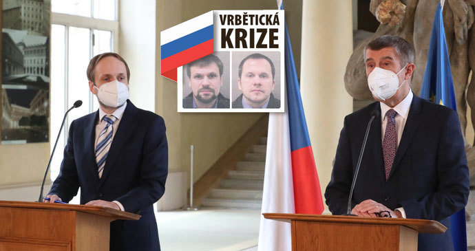 Babiš, Hamáček a Kulhánek vs. Rusové: Sledujte reakci ČR na Vrbětice po konci ultimáta