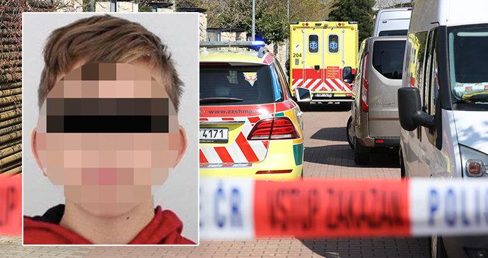 Děsivý útok v Chabrech: Matka, napadená chlapcem (14), přišla o oko! U rodiny přespával pravidelně