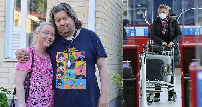 Dominika Gottová po návratu do Finska: Nejdřív do léčebny, teď si ji povolala ambasáda!