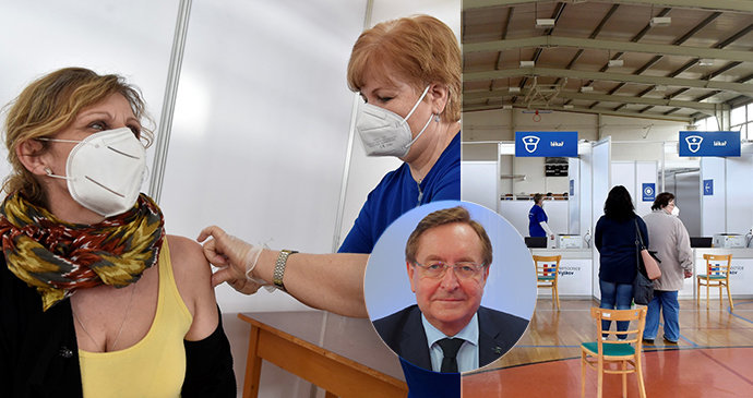 Čekáme na tiskovku: Arenberger o brzdění epidemie i rekordním očkováním. Co dál čeká Česko?