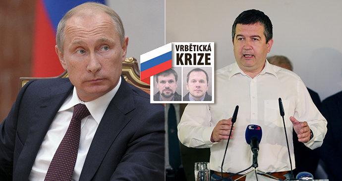 """Vrbětice ONLINE: Hamáček chtěl Sputnikem spasit ČSSD? """"Vypadáme jako pitomci,"""" rýpl si Kalousek"""