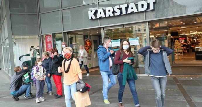 Češi už můžou za nákupy do Drážďan i bez testů. Sasko v tichosti uvolnilo podmínky