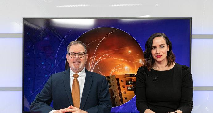 Vysíláme: Izraelský velvyslanec o příměří s Hamásem. Jak dlouho vydrží?