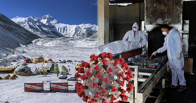 Nebezpečnou nepálskou mutaci šířili horolezci z Mount Everestu. Je i v Evropě