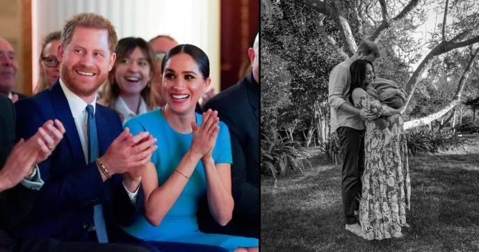 Princ Harry a Meghan mají dcerku: Holčička dostala jméno po prababičce!