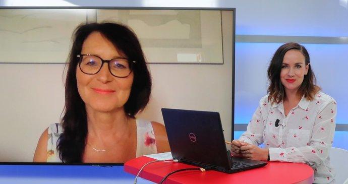 Vysíláme: Nebezpečná rakovina kůže na vzestupu. Přednostka z Bulovky radí, jak se chránit