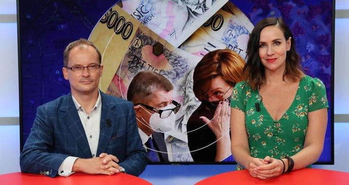 Vysíláme: Česko splácí účet za pandemii. Kdo na to nejvíce doplatí a co ještě podraží?