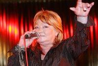 Zemřela zpěvačka Věra Špinarová! České Janis Joplin bylo 65 let