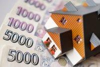 Ceny českých nemovitostí letí raketově nahoru. Platy ovšem zaostávají