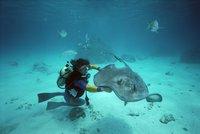 Na Bali zemřel český turista: Zřejmě přecenil síly při potápění