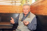 Josef Zíma oslavil 87. narozeniny: Na mojí Evičku myslím každý den!