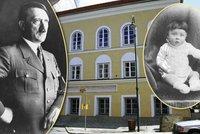 Spor o rodný dům Adolfa Hitlera v Rakousku: Co s ním?