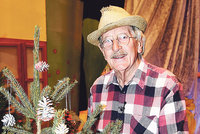 Lubomír Kostelka (91) alias děda Lubin z Kouzelné školky: Kritický stav! Selhává srdce!