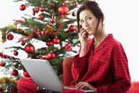 Vánoční horečka na internetu odstartovala! Za dárky utratíme 16 miliard!