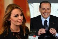 Playboy Berlusconi se zasnoubil: Francesca je o 49 let mladší!