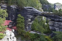 České Švýcarsko je po vichřici bez turistů. Stezky ožijí lidmi až na jaře