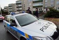 Šílenec honil muže po Přerově a bodal do něj: Policie ho dopadla