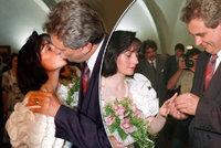 Jak si žije Zemanova tchýně: Od svatby ji nenavštívil, tvrdí sousedi