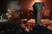 Bezmála 40 mrtvých při důlním závalu ve Středoafrické republice