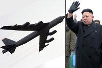 KLDR hrozí: Zaútočíme kvůli americkým bombardérům nad Jižní Koreou!