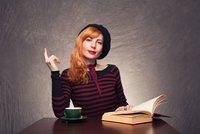 6 důvodů proč číst knihy: Předejdete Alzheimerovi a budete sexy!
