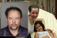 Testy DNA: Otcem dcery (6) unesené Amandy je Ariel Castro