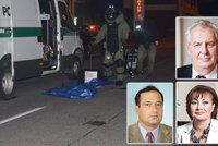 V autě Zemanova švagra měla být bomba: Policisté kvůli ní prohledali půlku Vimperku