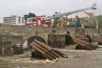 Na Šumavě hrozí povodně, ve Frýdlantu vichr. Platí výstraha, sledujte radar Blesku
