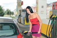 Benzin i nafta opět zdražily. Nejlevněji natankujete na jihu Čech