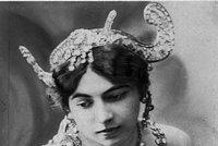 Mata Hari: Špionka a tanečnice, narodila se před 140 lety