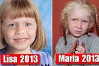 Blonďatý andílek Maria je naše unesená dcera, ozvali se zoufalí rodiče z USA