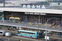 Poplach na letišti: V Praze nouzově přistálo malé soukromé letadlo