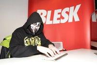 Řezník: Moje hudba je druh terapie! Masku nosím, protože jsem hnusnej