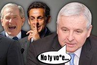 Když politika zradí mikrofony: Rusnokovo ty vo*e není jediné, ztrapnila se i světová esa!