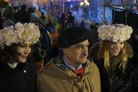 Kníže na barikádách: Revoluce v náruči ukrajinské ramlice