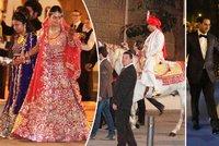 Majitel ostravských oceláren vdával neteř: Svatba za 1,6 miliardy!