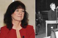 Komunistka Semelová útočila na Miladu Horákovou. Půjde za to před soud