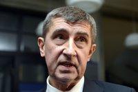 Babiš se omluvil za vyhrožování novinářům: Kontrolu z finančáku prý poslat nehodlá