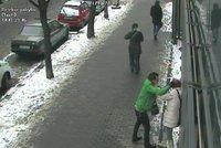 Brutální útoky v Praze: Šílenec mlátil ženě hlavou o zeď