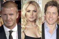 Šokující skandály celebrit sprostitutkami