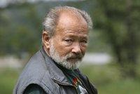 Stálice seriálu Ulice Rudolf Hrušínský: Vážná nemoc krve!