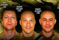 Armáda zveřejnila fotky padlých hrdinů: Zemřeli jedni z nejlepších