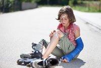 Pozor na děti: Prázdniny už přinesly první vážné úrazy
