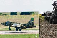 Separatisté sestřelili další bitevní letoun: Na Ukrajinu prý míří další posily povstalcům z Ruska!