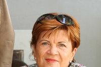 Zuzana Baudyšová (69) končí v Senátu. Trápí ji Parkinsonova choroba
