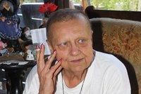 Helena Růžičková by slavila 80! Před smrtí málem uhořela!