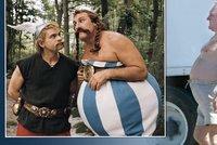 Gérard se neskutečně vyžral: Z Depardieua je OBELIX