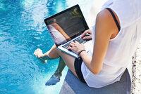 Home office na pláži je trend! Cestovky nabízí speciální hotely, láka Egypt i Maledivy